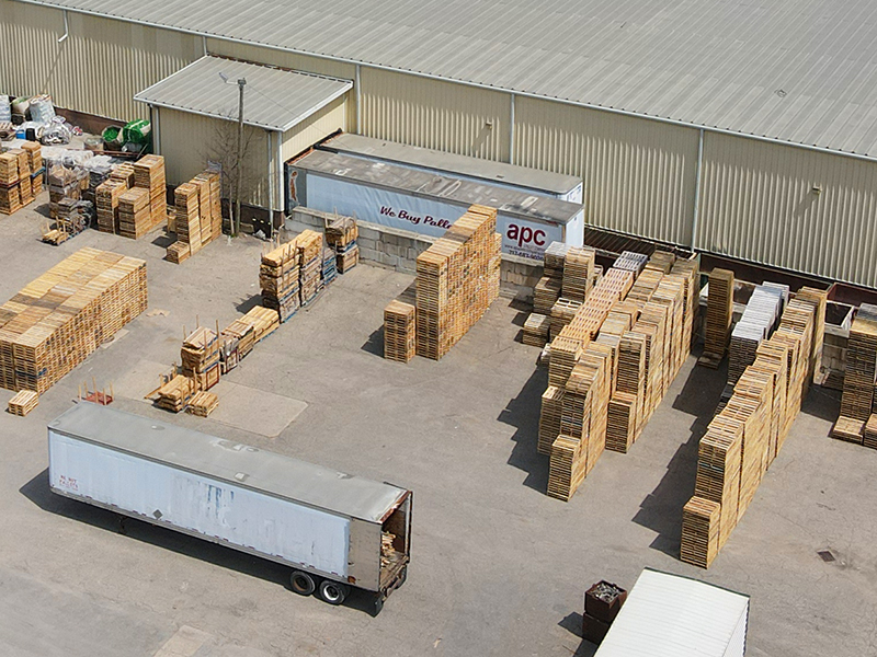 A Pallet Company is an Indianapolis Pallet Company